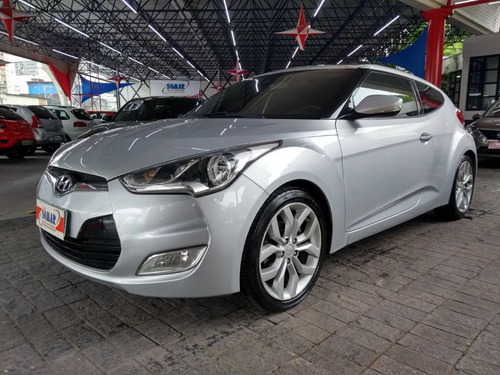 hyundai veloster 1.6 16v gasolina 3p automático pequena entr