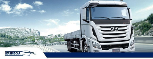 hyundai xcient tractor caja automatica 2019 0km