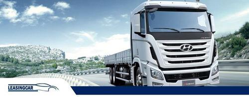 hyundai xcient tractor caja automatica 2020 0km