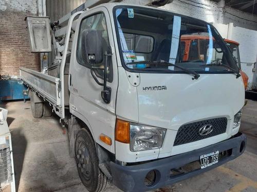 hyunday hd78