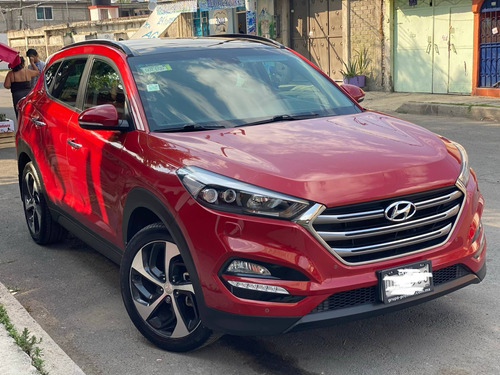 hyunday tucson 2018  tech navi