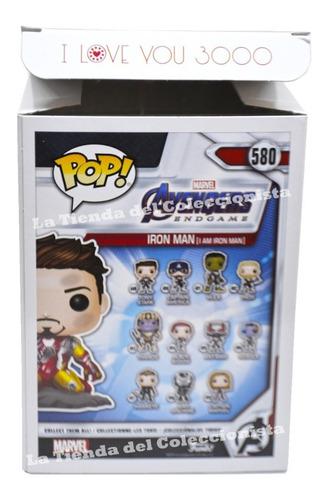 i am iron man tony stark avengers endgame funko pop exclusiv