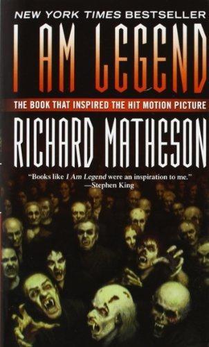 i am legend : richard matheson
