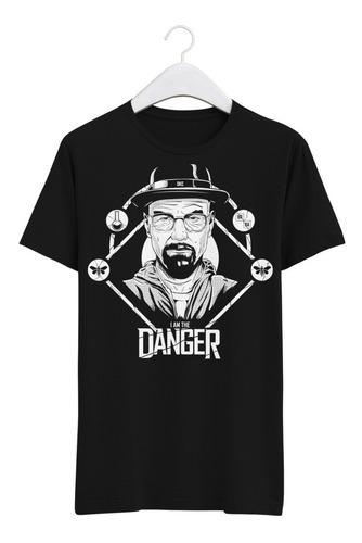 i am the danger  playera edición limitada