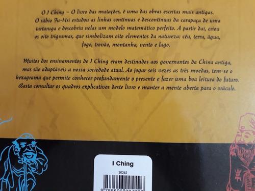 i ching - o livro das mutacoes - box com 3 moedas em bronze