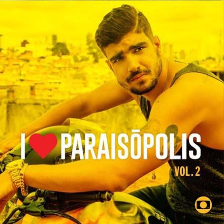 i love paraisópolis - vol 2 - cd