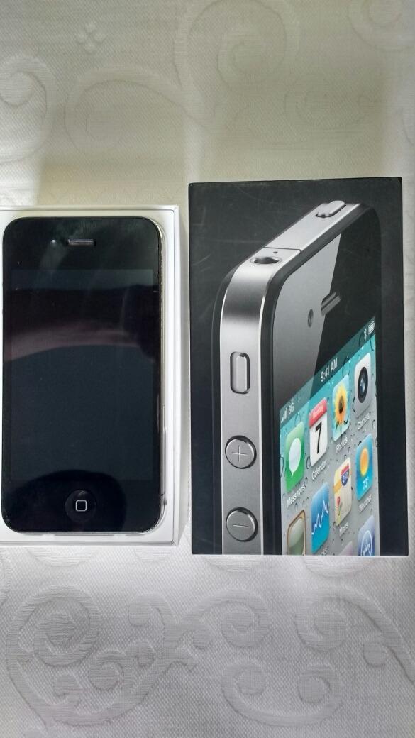 8ab5dd11841 I Phone 4 Usado - R$ 250,00 em Mercado Livre