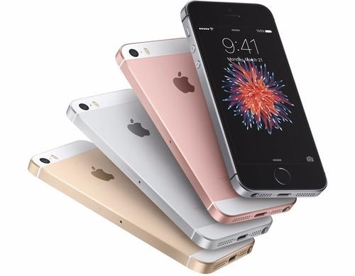 i-phone 6 se de 16gb con garantía - desbloqueado
