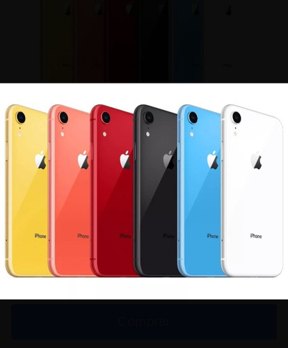 i phone xr 64gb 3gb ram/ tienda física/ garantía/liberado