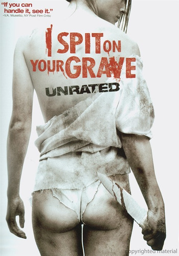 i spit on your grave (remake 2010) original (1 disco)