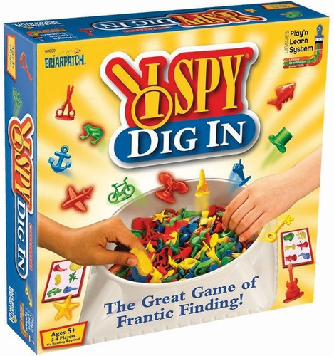i spy dig in juego de mesa buscar encontrar bp061120