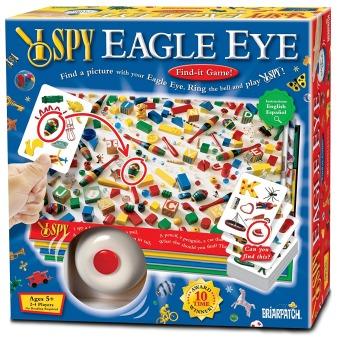 I Spy Eagle Eye Juego De Mesa Tipo Lince 899 00 En Mercado Libre