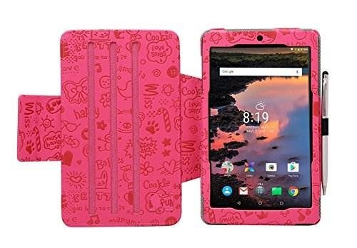 huge discount f4802 02658 I-unik Alcatel A30 Tablet Case 2017 Modelo T-mobile