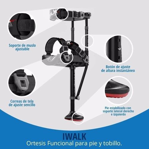 i-walk 2.0 muleta inteligente manos libres envío gratis