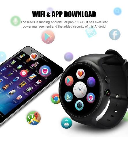 i4 air 2g+16g cámara wifi gps monitor de ritmo cardíaco de m