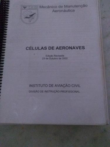 iac-mecânico de manuntenção aeronáutica mat.básicas/cel.aer