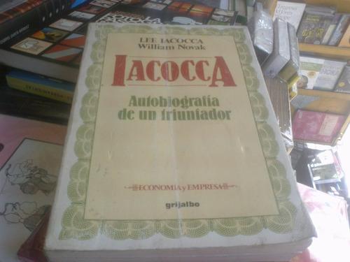 iacocca autobiografia de un triunfador- lee iacocca