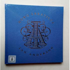 Ian Anderson (jethro Tull): Homo Erraticus - Box Set 2cd2dvd