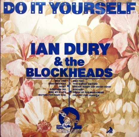 Ian dury the blockheads do it yourself lp made in usa 300 ian dury the blockheads do it yourself lp made in usa solutioingenieria Gallery