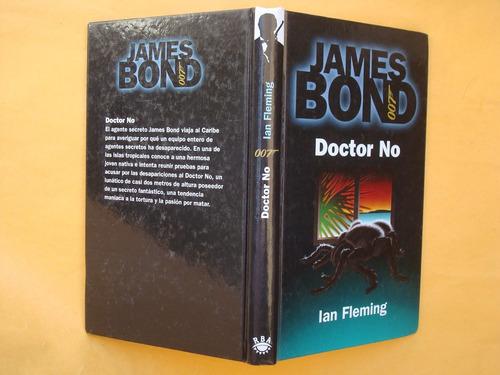 ian fleming, james bon 007, doctor no, rba, españa, 1998,  2