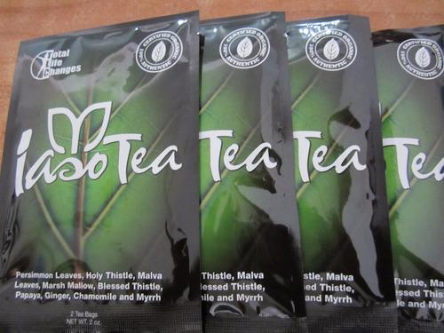 iaso tea. té detox