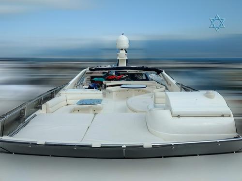 iate ferretti 78 lancha barco n azimut sunseeker phantom