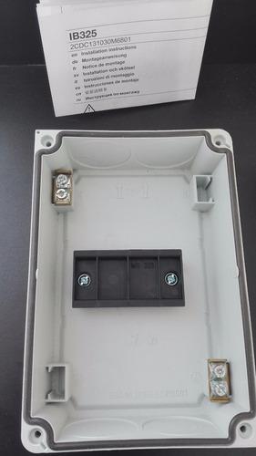 ib325-y enclosure, gabinete de encendido