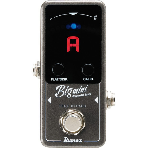 ibanez big mini afinador cromatico - en stock