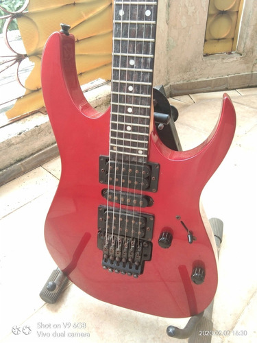 ibanez gio grg 270 ca  candy apple no permuto