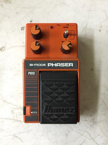 ibanez phaser (pedal de phaser, mxr, boss, small clone, dod)