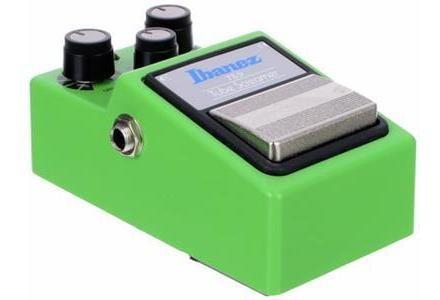 ibanez ts9 pedal tube screamer overdrive