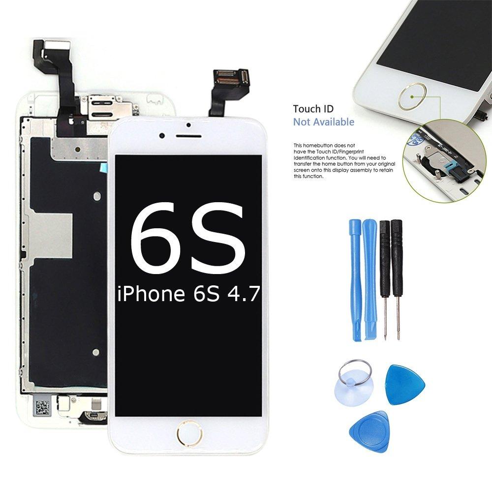 4918e80e959 ibaye reemplazo pantalla compatible iphone 6s tocar digitali. Cargando zoom.