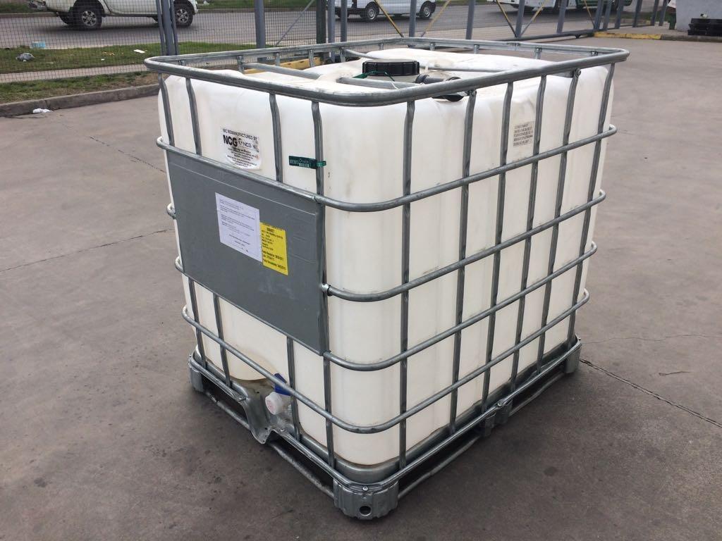 Ibc estanque marca sch tz aleman en for Estanque de 1000 litros