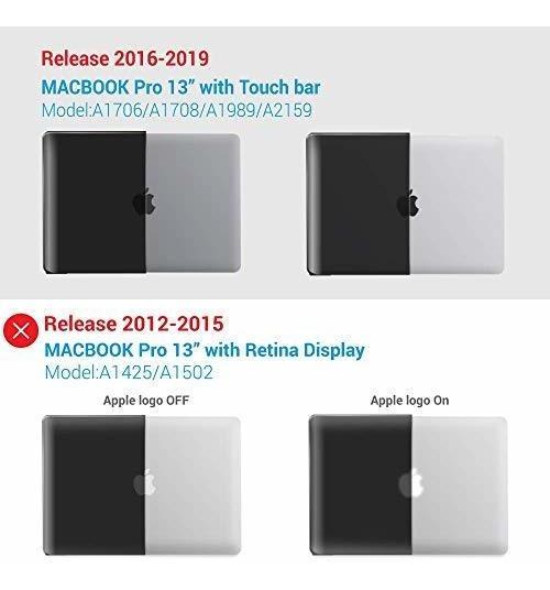 Ibenzer Macbook Pro 13 Pulgadas 2019 2018 2017 2016 Release