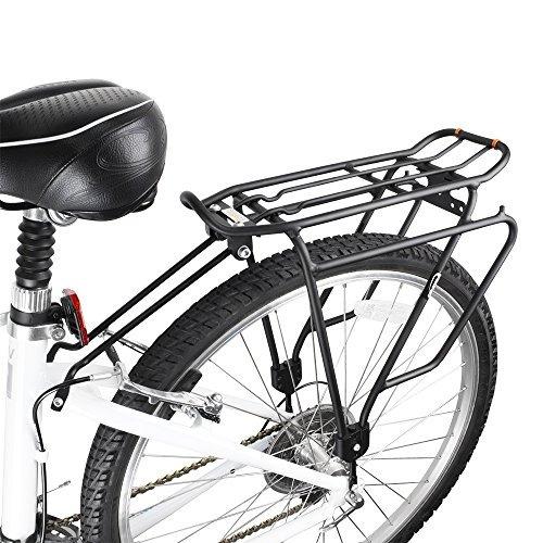 ibera bicicleta estante - bicicleta turismo portador más pa
