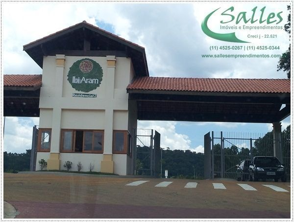 ibiaram 2 - terreno à venda em condomínio itupeva ref 3166 - 3166