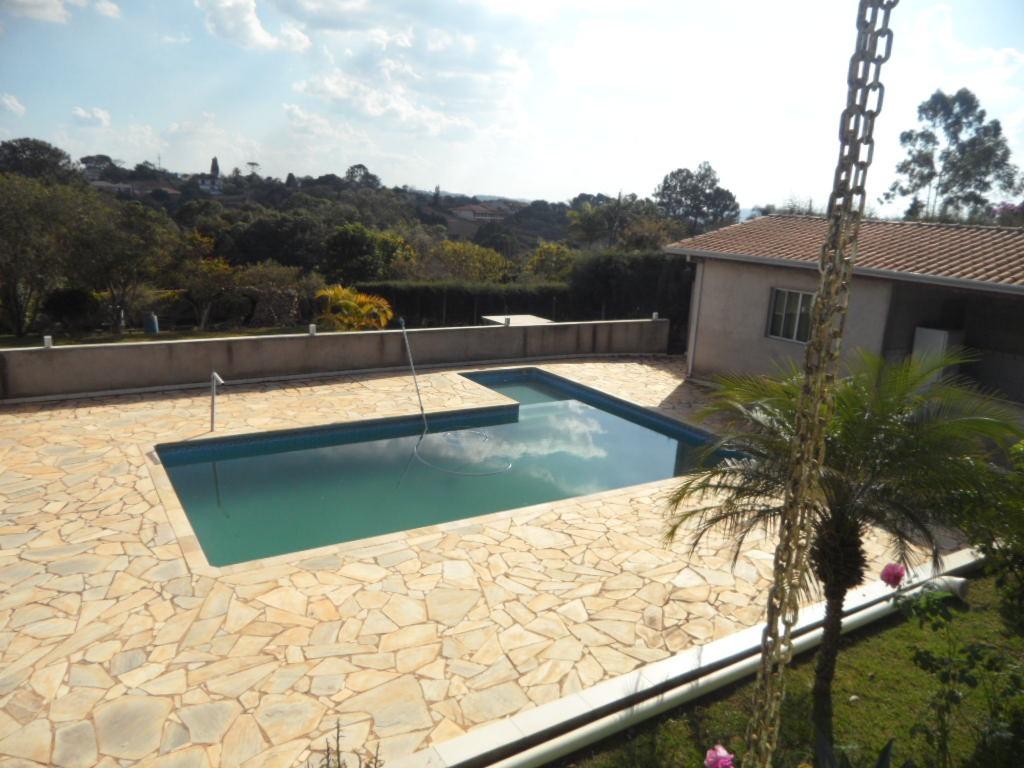 ibiúna chácara condomínio alto padrão c/1,750,00m2 piscina+