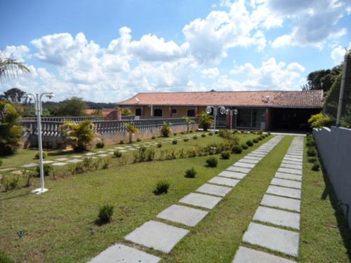 ibiúna chácara condomínio fechado c/3.000m2 piscina, futebol