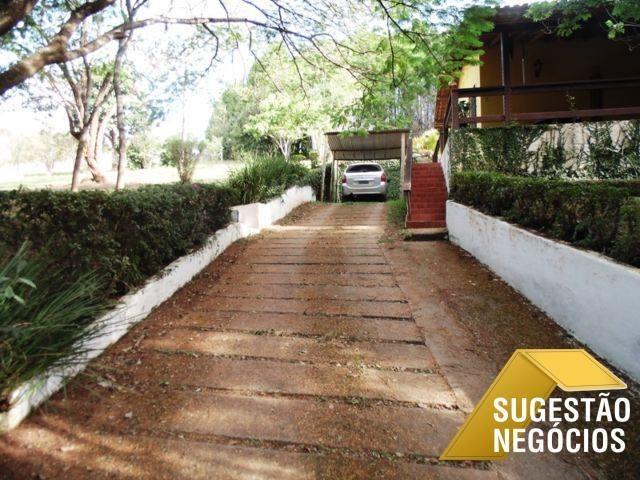 ibiúna chácara em condomínio próxima a cidade - 2740