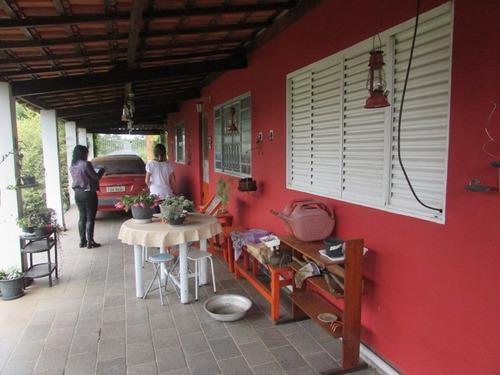 ibiuna - chácara/jardim/churrasq/jardim/portão ref: 04390