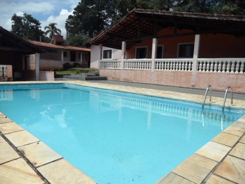 ibiúna; espetáculo de chácara 3.000m2 piscina, cmp/futebol,