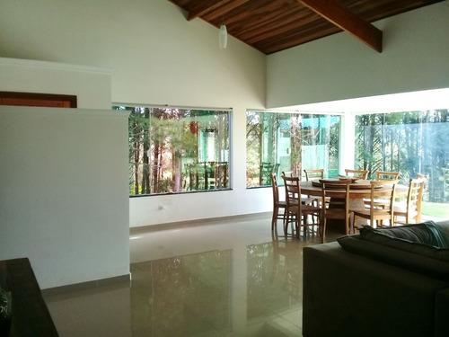 ibiúna - maravilhosa chácara em condomínio cod. 1026