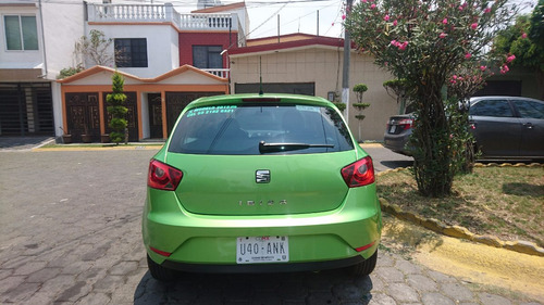 ibiza aut seat