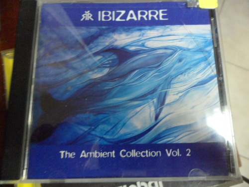 ibizarre cd the ambient collection vol. 2