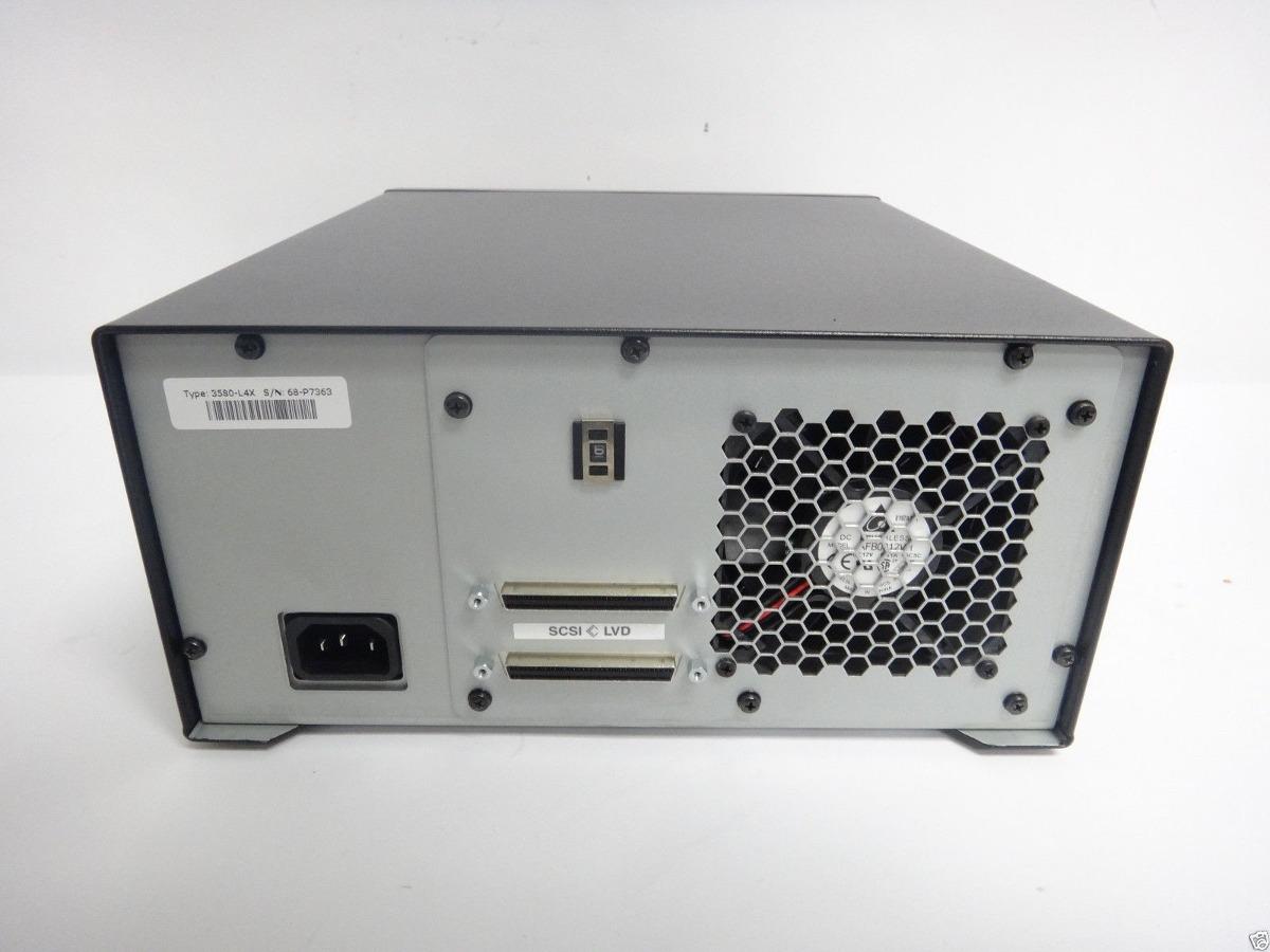 IBM LTO 3580 DRIVER (2019)