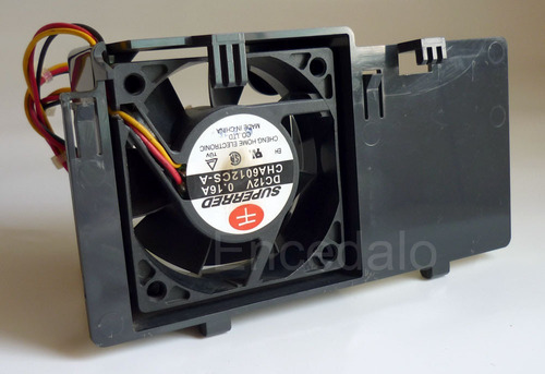 ibm thinkcentre - cooler frontal (fru: 89p6700)