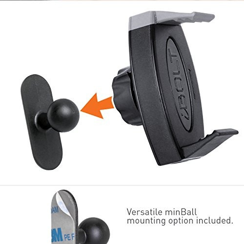 ibolt miniball mount y vent mount para ibolt car docks funci
