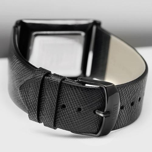 ibso men watches reloj de pulsera de cuarzo de 7mm ultra-
