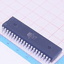 Ic Chip Microcontrolador Atc 51rc 24pu Ptec 426 60 En Mercado Libre