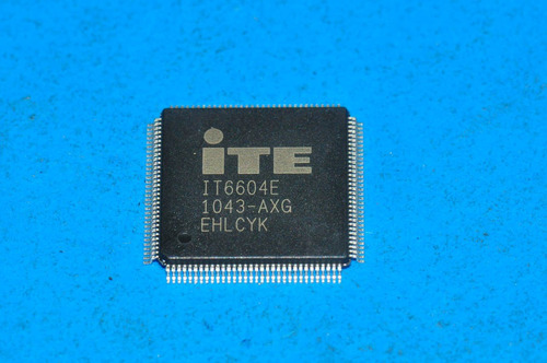 ic hdmi proyector nec ve281x it6604e